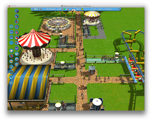 RollerCoaster Tycoon - Download