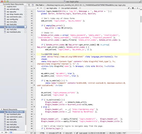 Gratis html-editor mac svenska
