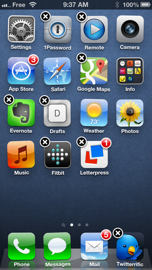 Stop drowning in apps   Macworld
