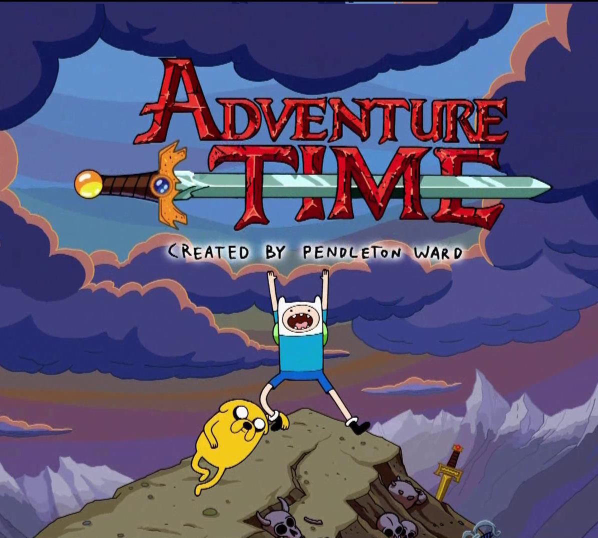 Hora de aventura! La guerra de las tarjetas - Tu.tv