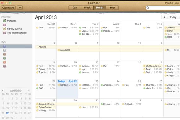 Why Aren T Digital Calendars Smarter Macworld