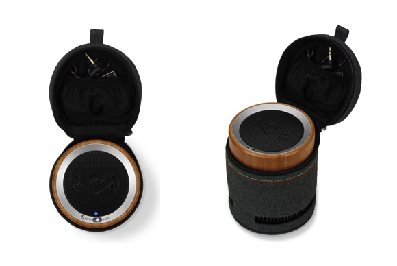 Review  Marley s Chant speaker sounds portable and inexpensive ... 3a1bc43f2e