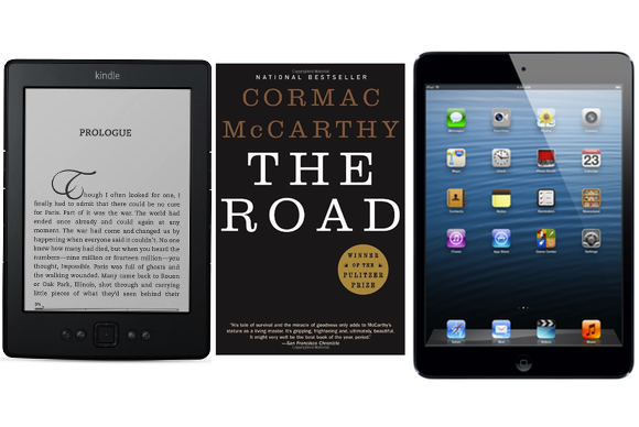 Why and when the ipad is the best e reader macworld fandeluxe Images