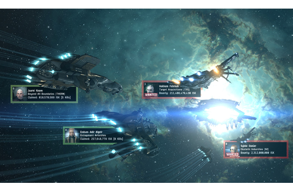 Into the Wormhole: An afternoon with EVE Online's least
