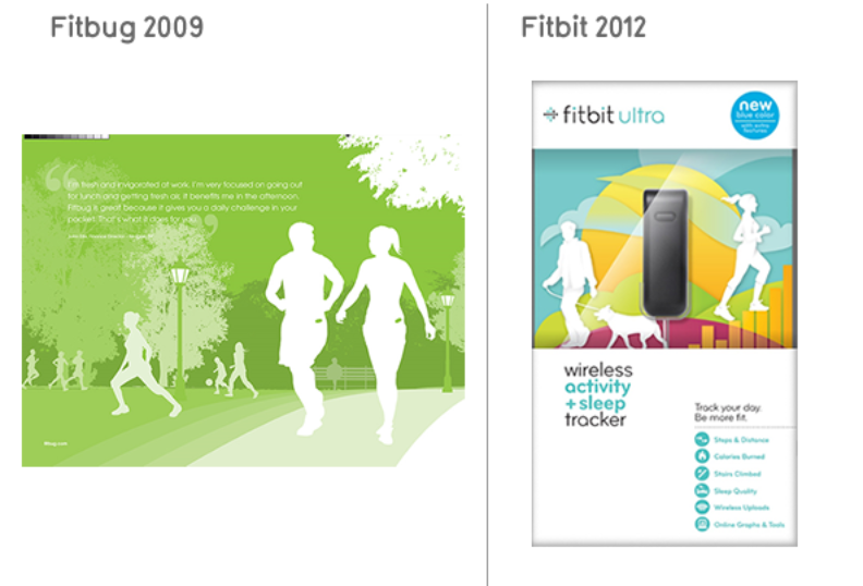 Fitbug vs Fitbit: Survival of the Fittest? | TechHive Fitbug Logo