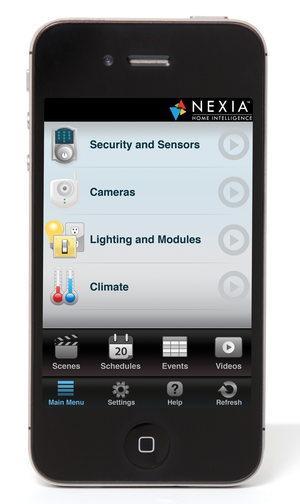 Review Nexia Home Intelligence System Is Less Than The