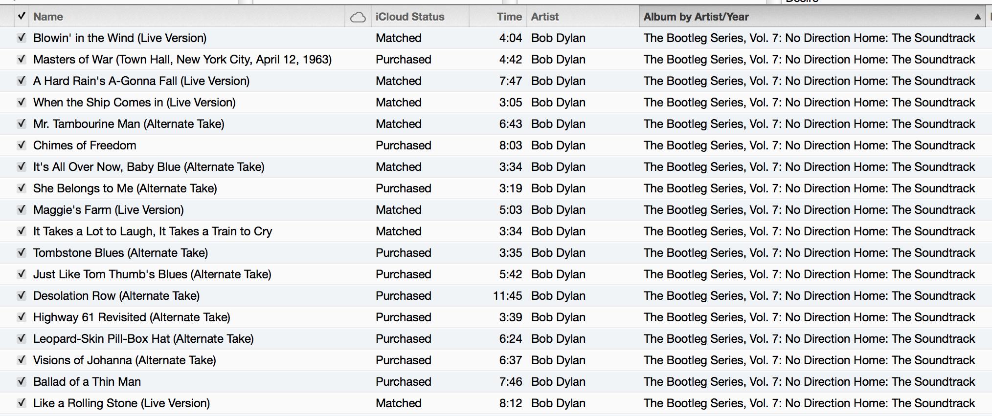 iTunes Match: another neglected Apple service   Macworld