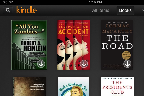 Review: Kindle for iOS remains a compelling iBooks