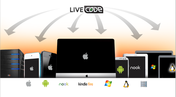 Create your own apps for free with open-source LiveCode 6.0