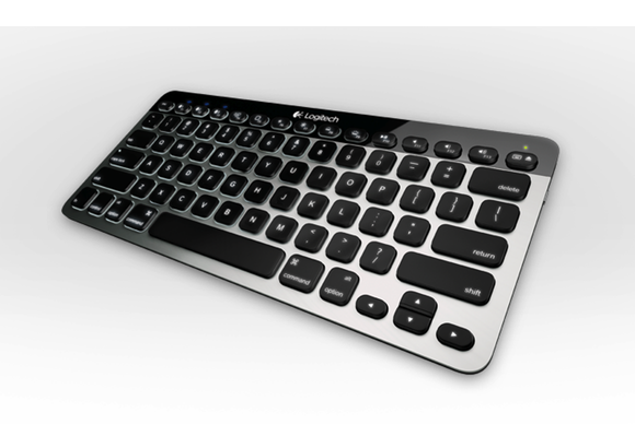 12fe4b7918c3 The Logitech Bluetooth Easy-Switch Keyboard costs about the same as the  Magic Keyboard