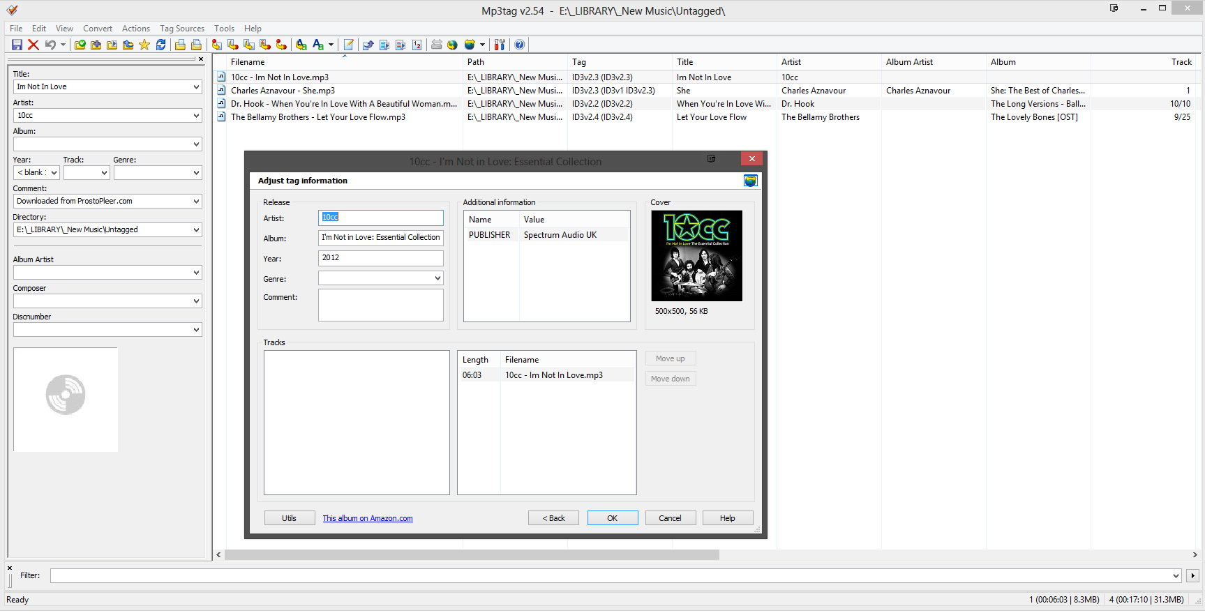 Review: Name, tag and sort your MP3 music files with Mp3tag