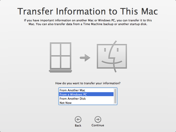 Switch to Mac: Transfer your files from a PC to a Mac | Macworld