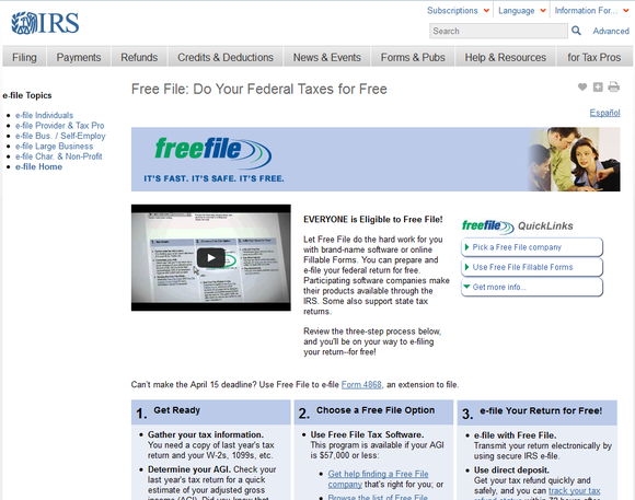 2013 tax software free