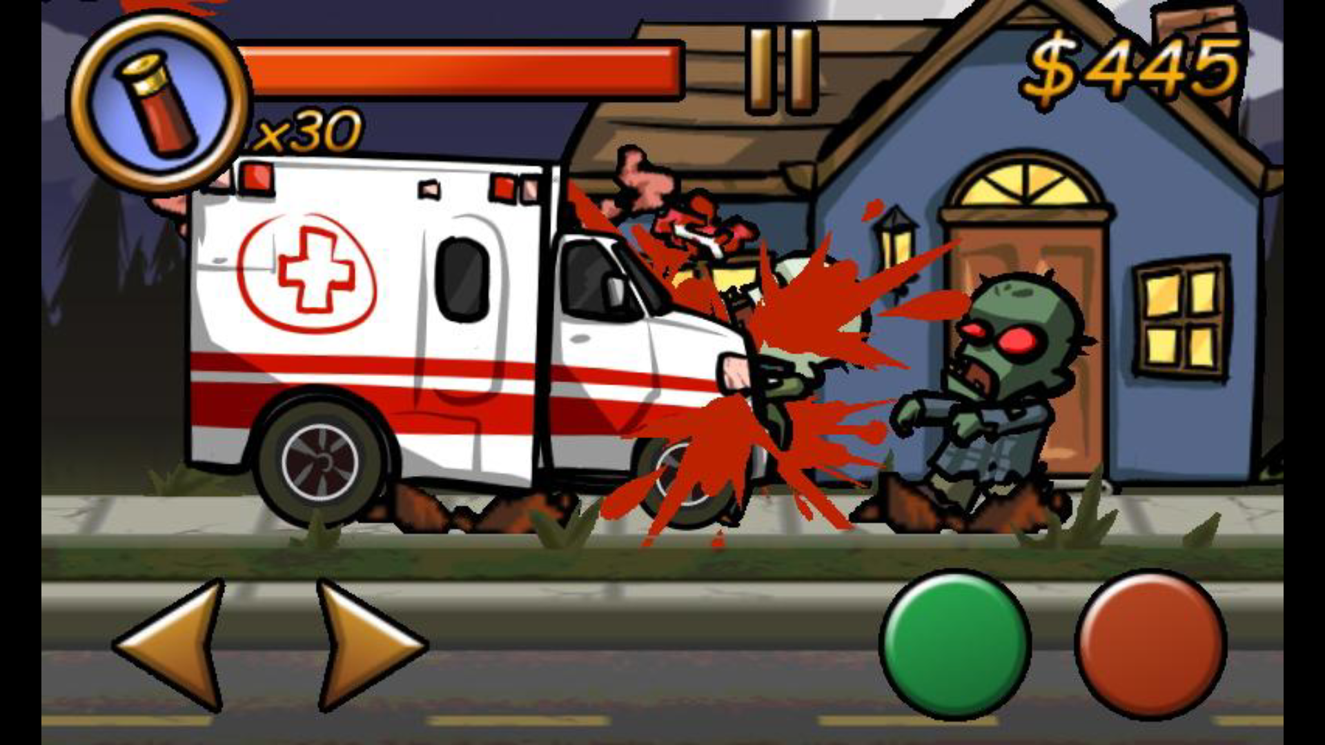 Play Zombieland Game Here - A Shooting Game on