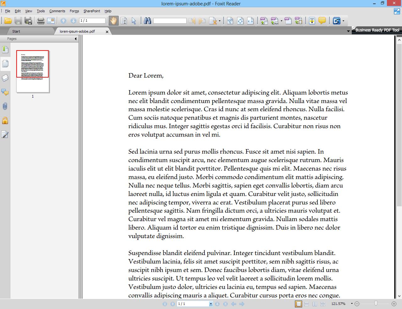 Manual editor foxit pdf