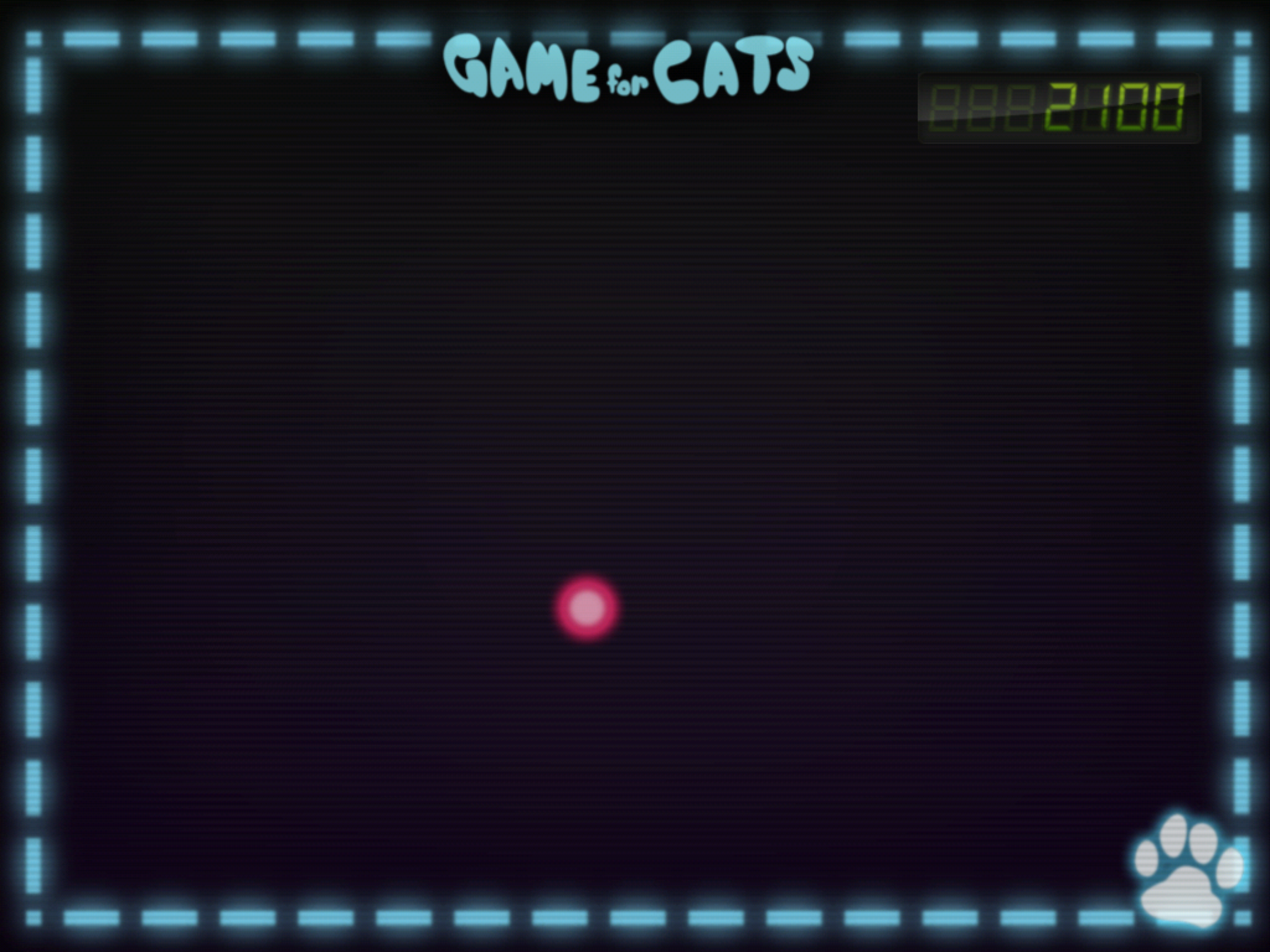 Cat Mouse Laser Game