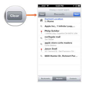 How to clear your Apple Maps search history | Macworld