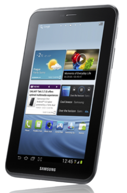 Intel Atom will reportedly power Samsung tablet