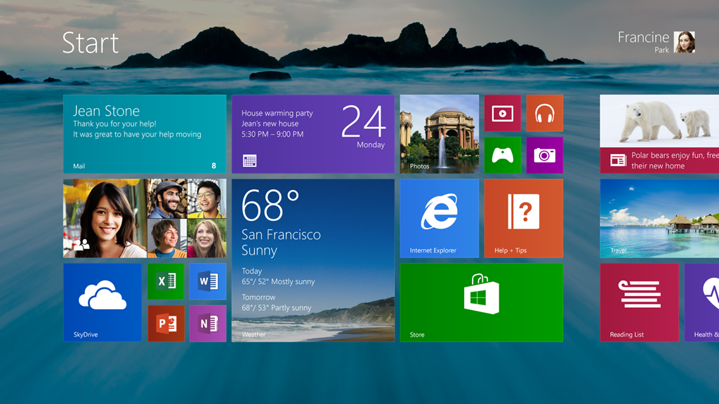 Powerpoint скачать бесплатно для Windows 8.1 - фото 10