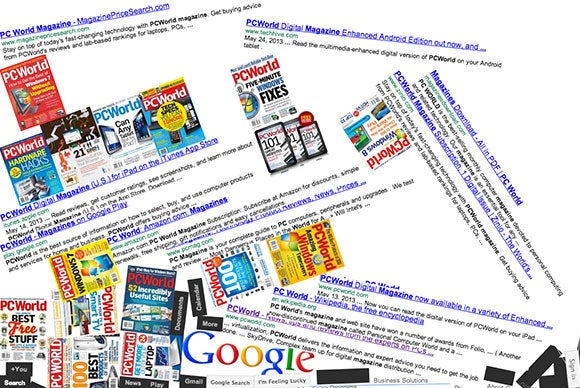 15 cool and fun google chrome experiments pcworld google gravity publicscrutiny Choice Image
