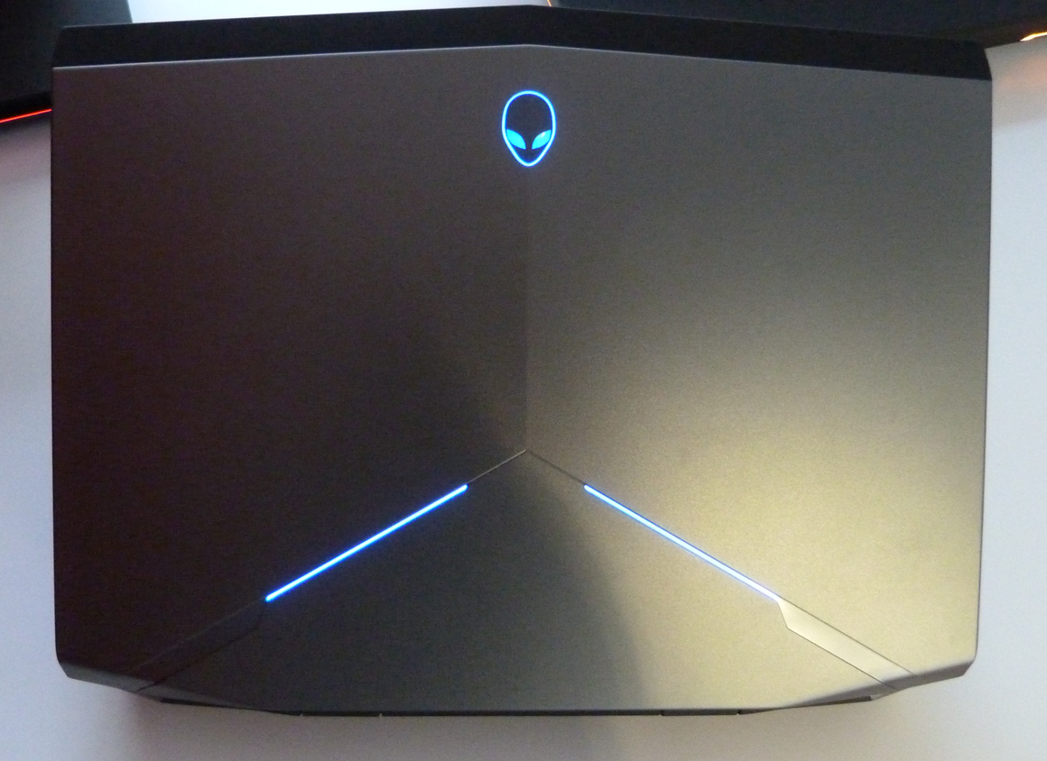 Alienware Shows Off Its All New Gaming Notebook Lineup At