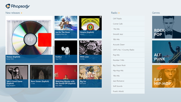 Facebook, Foursquare, and Flipboard lead a flood of big-name Windows 8 apps