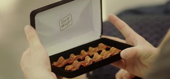 Oscar Mayer wants you to give the gift of bacon this Father's Day ...