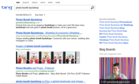 Bing Board search