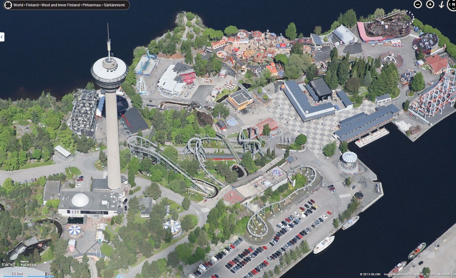 bing increases birds eye data significantly in update to bing maps pcworld