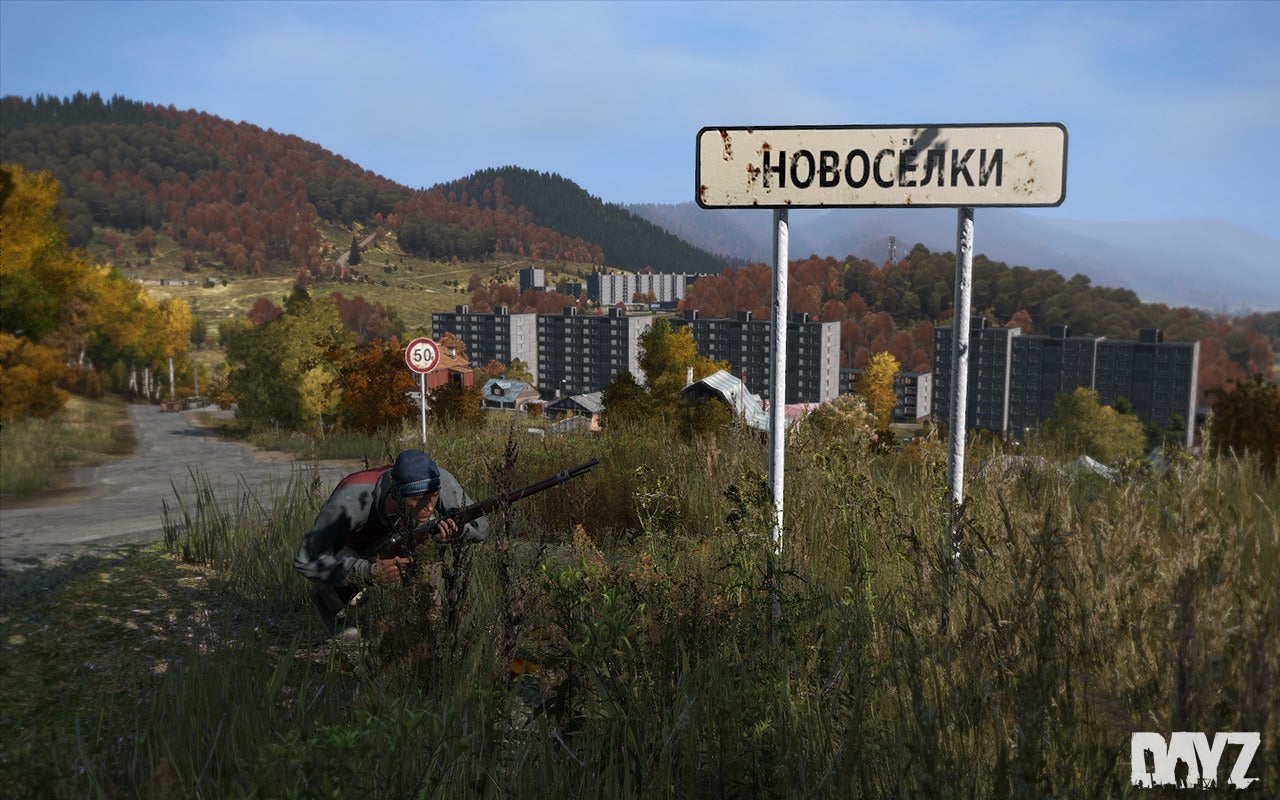 Bohemia Interactive DayZ has been overhauled to make it more akin to a ...