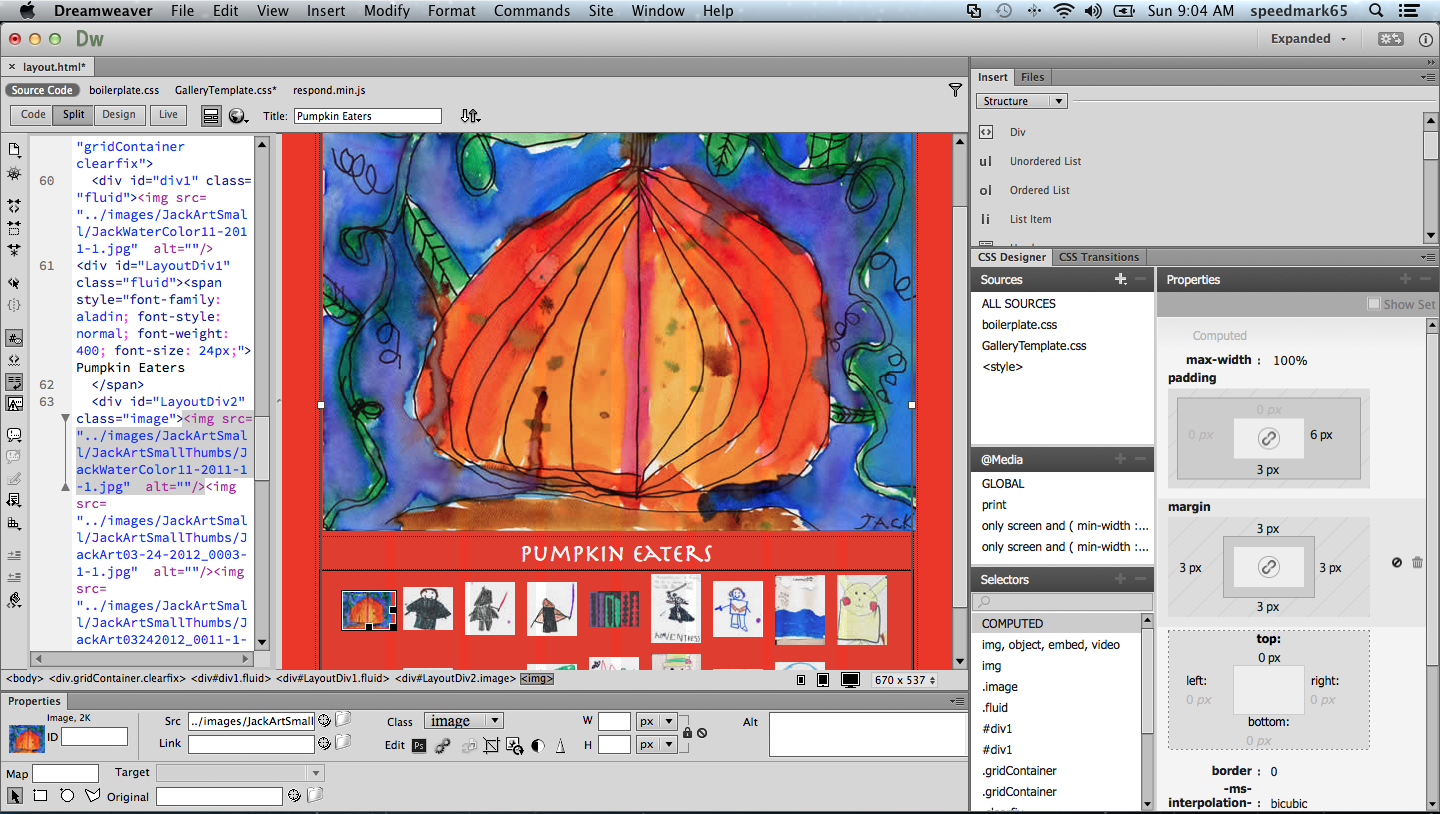 Adobe releases creative cloud into the wild macworld for Templates for dreamweaver cc