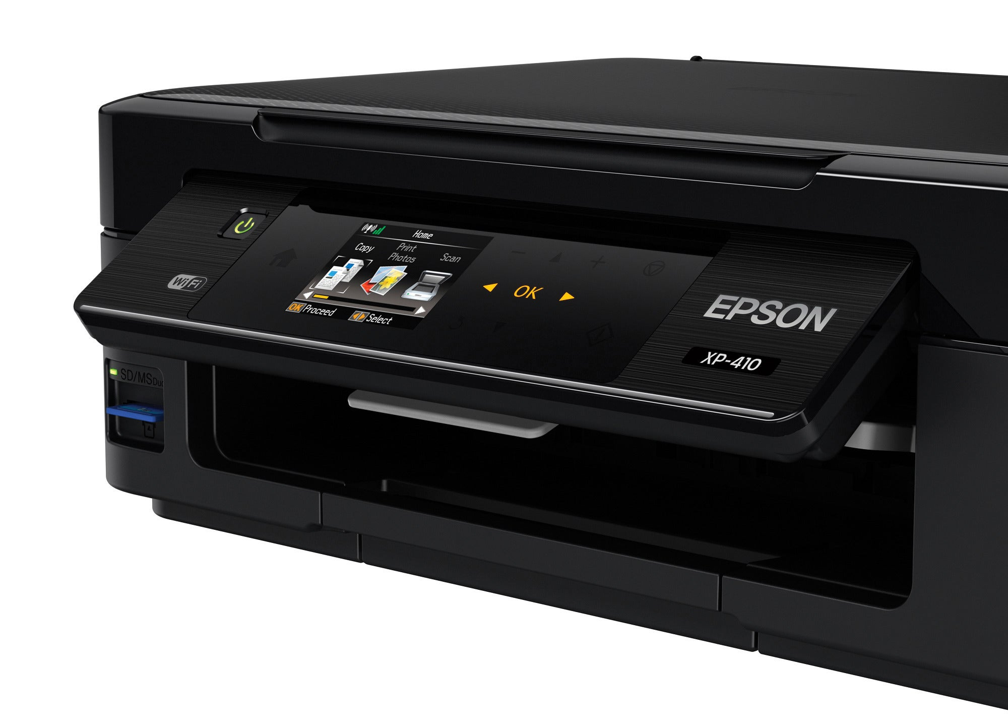 Printer Driver And Epson Xp 410 And Word