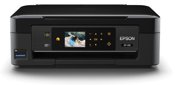 Review Epson Expression Home Xp 410 Small In One Is A Cute Capable Printer With Pricey Inks