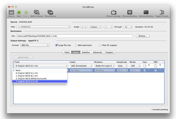 How to rip a DVD with HandBrake | Macworld