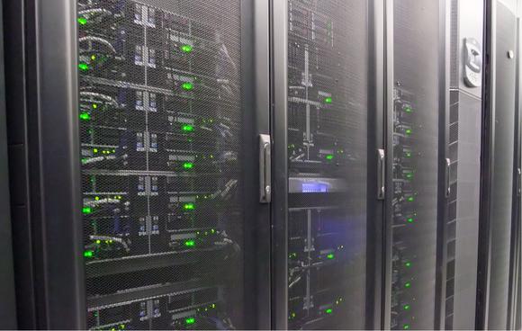 Nvidia Emerald supercomputer