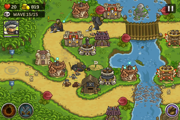 Review: Kingdom Rush Frontiers towers above its predecessor in every