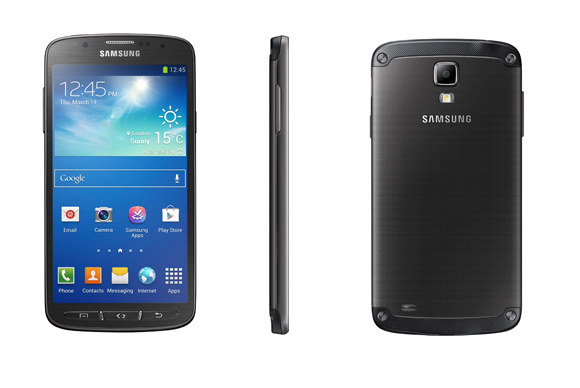Samsung expands Galaxy S4 family with water-resistant Active model