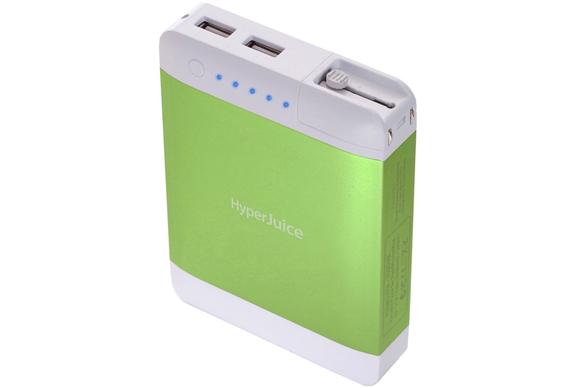 Portable plug in