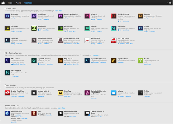 Adobe Releases Creative Cloud Into The Wild Macworld