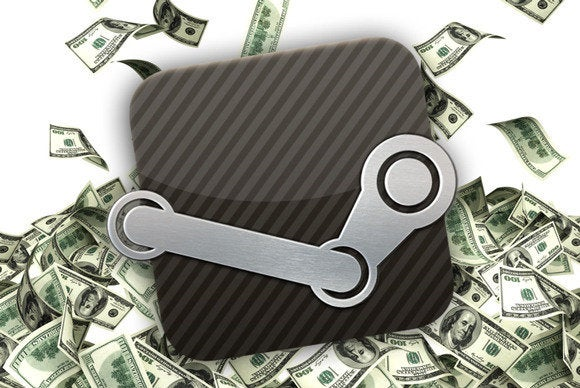 Steam's wallet explosion