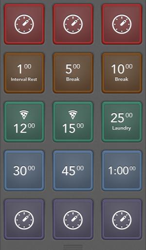 Timer for iOS screenshot