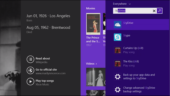 Warning! Users will have to reinstall all apps if they opt for Windows 8.1 beta