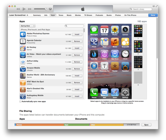 How to sync your iPhone and iPad using iTunes | Macworld