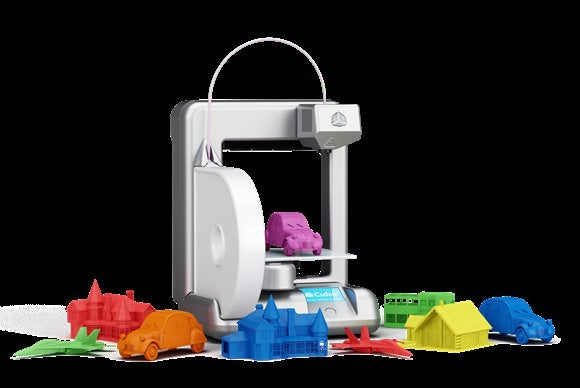 3D-printed guns show breadth of 3D printing, CEO says | PCWorld