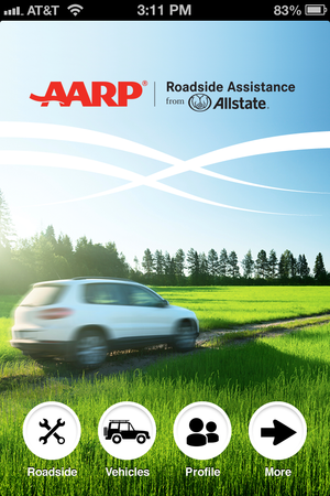 Hazard ahead apps for quick roadside assistance pcworld for Allstate motor club roadside assistance number