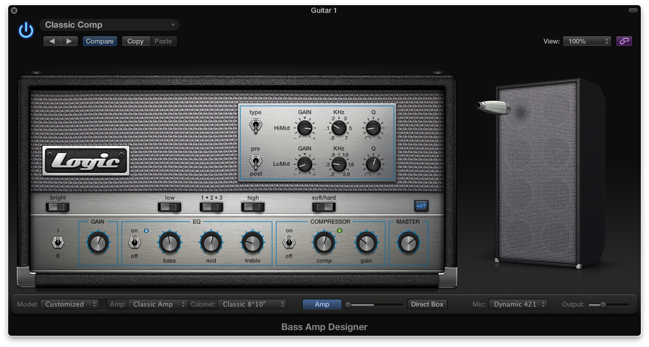 review logic pro x loses none of its power gains great new features macworld. Black Bedroom Furniture Sets. Home Design Ideas