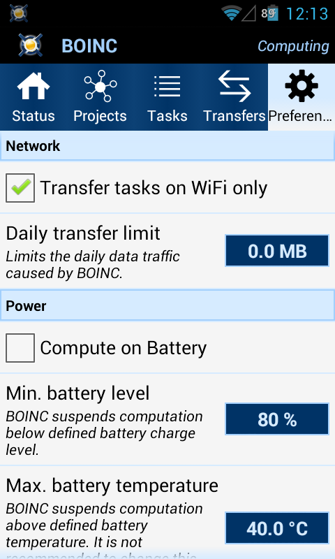 Use your Android phone's power for science via new BOINC ...