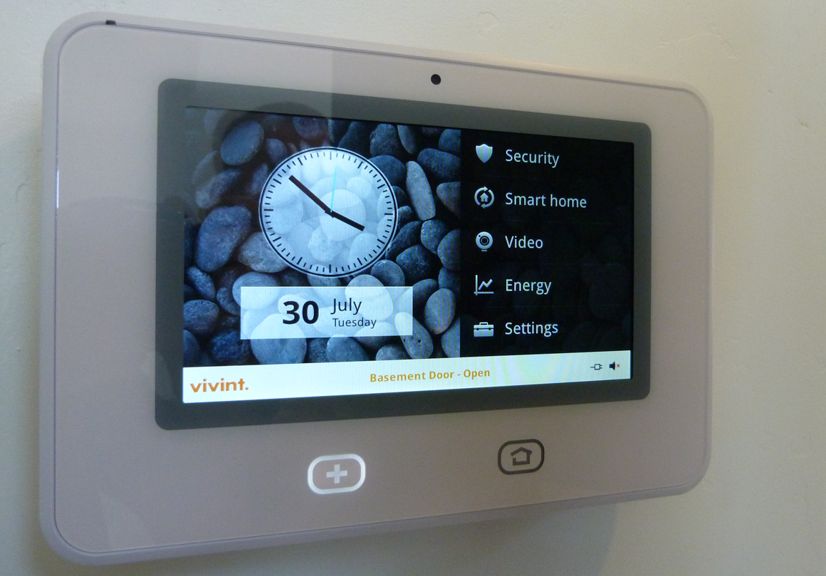 Vivint Alarm System >> This smart home in Utah hits a bold new benchmark: Net ...
