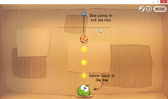 cut rope game