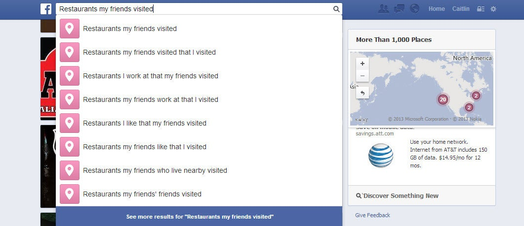 How to use Facebook's Graph Search (and why you would even want to